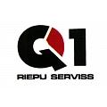 """Aidaks"", SIA, Q1 Riepu serviss Cēsīs"