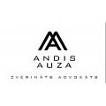 Andis Auza, zvērināts advokāts
