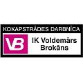 """""""Voldemārs Brokāns"""", IK, kokapstrādes restaurācijas darbnīca - galdniecība"""