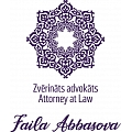 Faila Abbasova, zvērināts advokāts, mediators