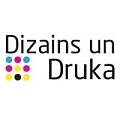 """Dizains un Druka"", SIA, Tipografijas pakalpojumi, Lielformata digitala druka"
