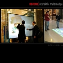 Interaktīvās tāfeles, interaktīvās grīdas