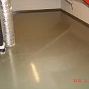 viegli kopjama grīda tehniskajās telpās