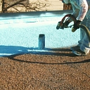 Waterproofing for roofs