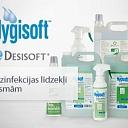 Dezinfekcijas līdzekļi virsmām /hloru un alkoholu nesaturoši, bez aromāta/