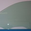 4424LLGR5FDKIA SPORTAGE 04 10  Car Door Window   Auto Glass Green Clear Acoustic   Front Left   2 Holes   wo Accessories