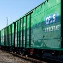 Kravu pārvadājumi segtos standarta vagonos