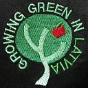 Izšūts logotips