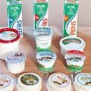 Piena produktu ražošana