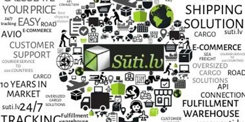 E-komercijas pilna servisa noliktava