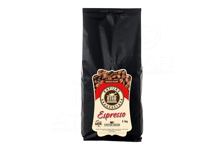Atar espresso