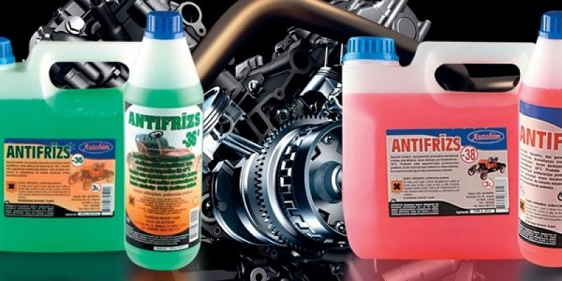 Automotive fluids