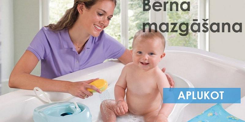Bērna mazgāšana