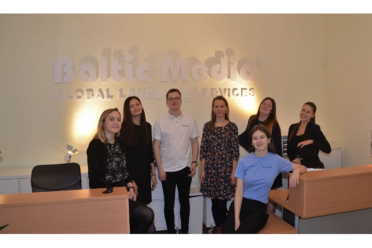 Online ISO sertificēts tulkošanas birojs Baltic Media®   Kad jums svarīgs ātrums un kvalitāte. Latvijā un visā pasaulē.