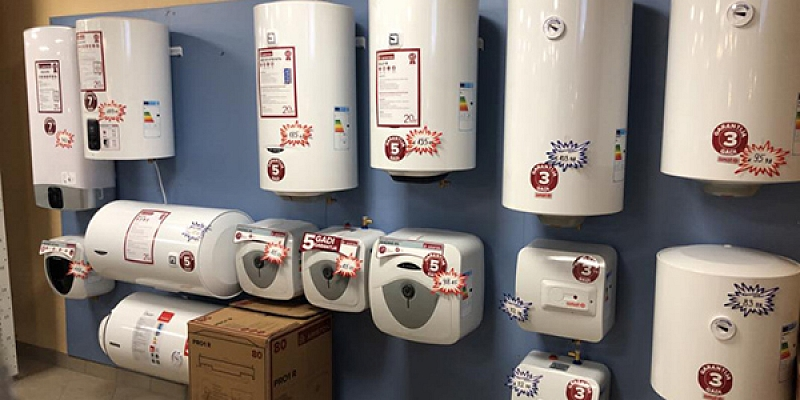 ARISTON and SIMAT water heaters