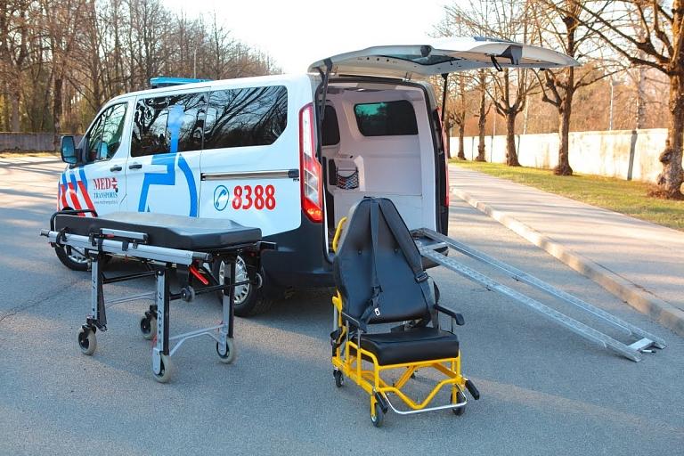 Specializēta transporta pakalpojumi