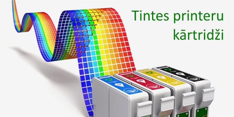 Tintes printeru kārtridži