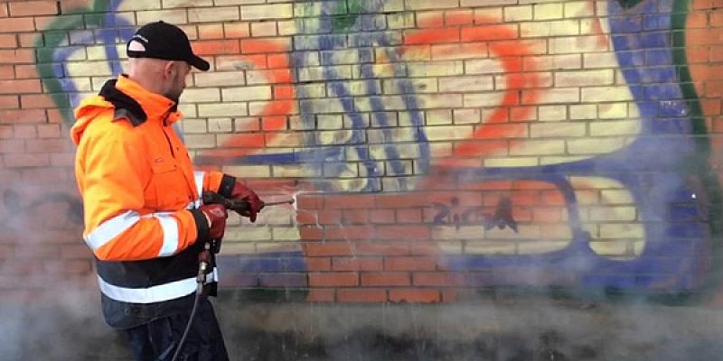 Grafiti tīrišana un aisardzība