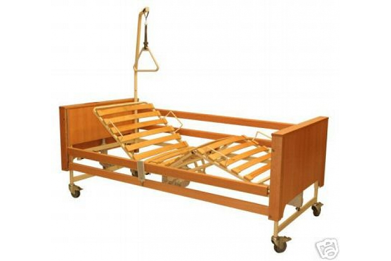 Functional beds for disabled people in Daugavpils