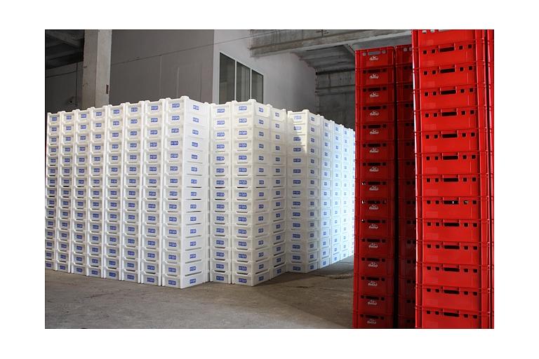 Plastmasas kastu ražošana