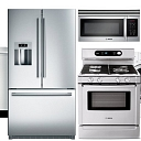 Fixing of household appliances