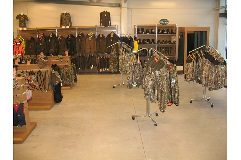 Hunting accessories, Clothing
