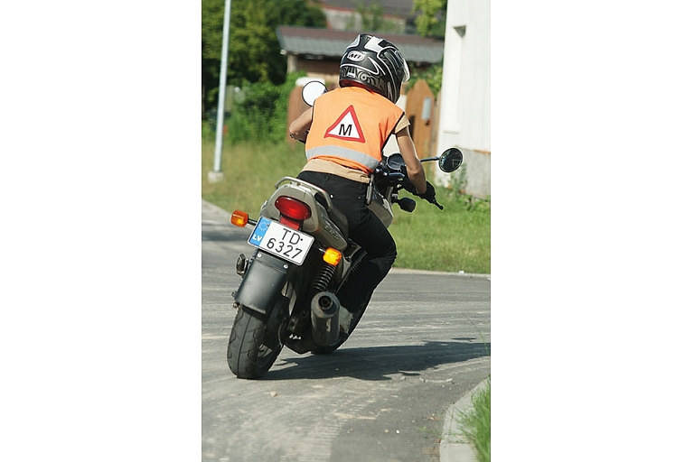Motorcycle driving courses in Jelgava