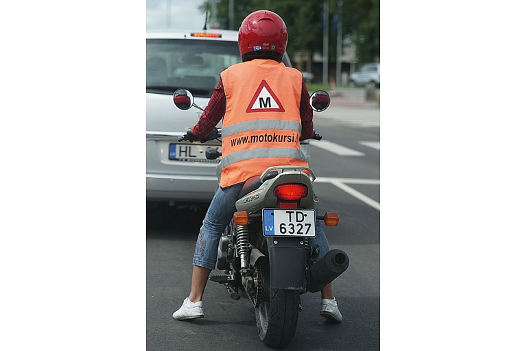 Training for motorcyclists