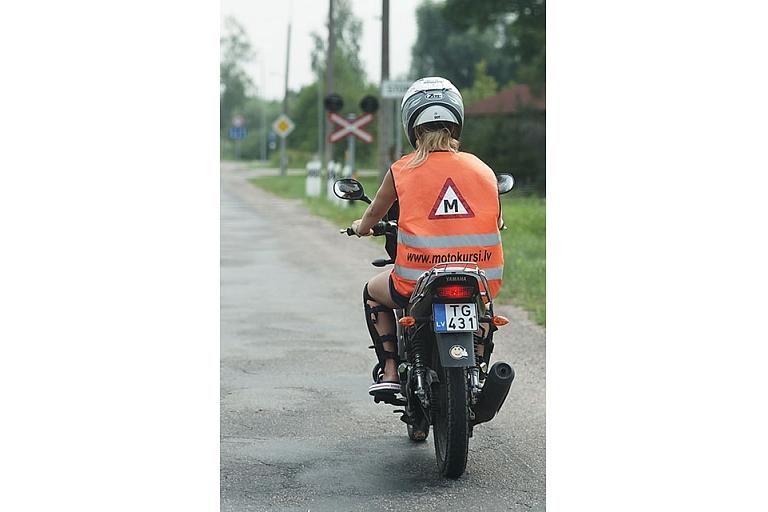 Motociklu vadītājs