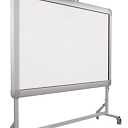 Frame projection screens