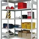 Metal shelves, warehouse shelves, archive shelves, Riga, Jelgava