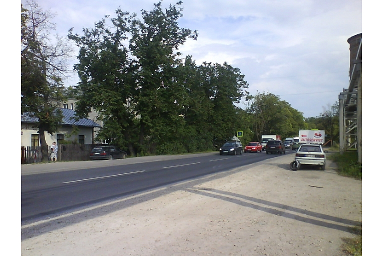 Auto remonts Rīgā, Krustpils ielā