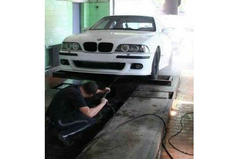 Auto sagatavošana TA