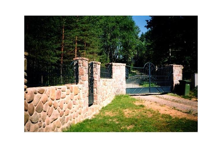 Metāla vārti varti Valmiera Vidzeme