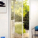 Insect screens for houses