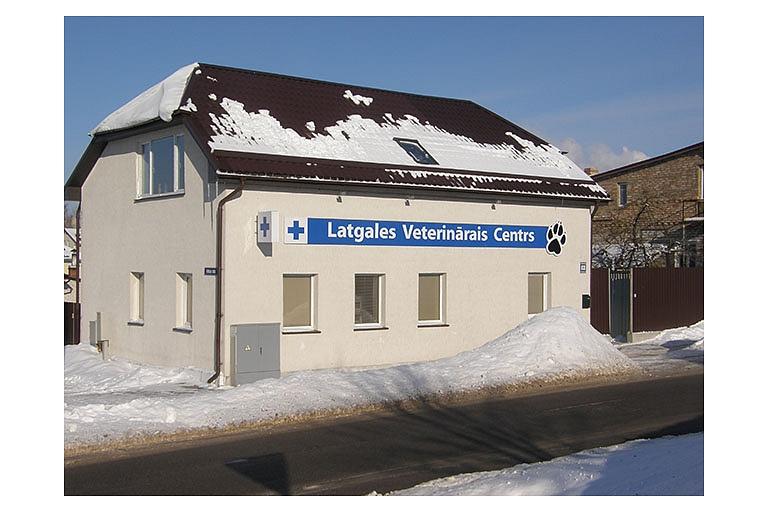 Veterinary pharmacy in Daugavpils clinic