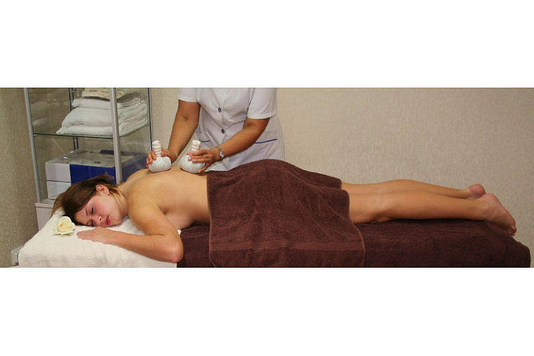 Relaxing body treatments in Riga, Valmiera, Vidzeme