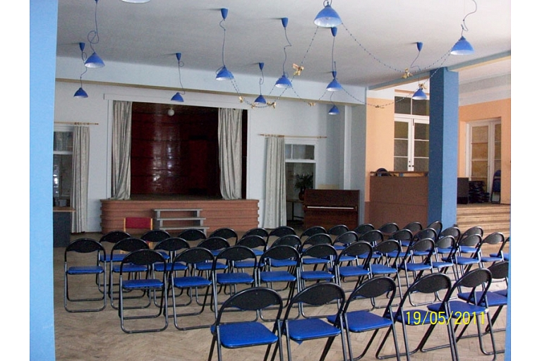 Conference rooms in Tervete