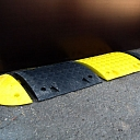 Speed humps for road safety