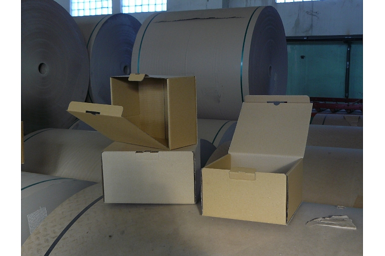 Cardboard boxes made to order
