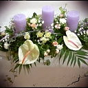 Florist services for event decoration in Zemgale