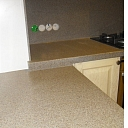 Artificial stone, Surfaces
