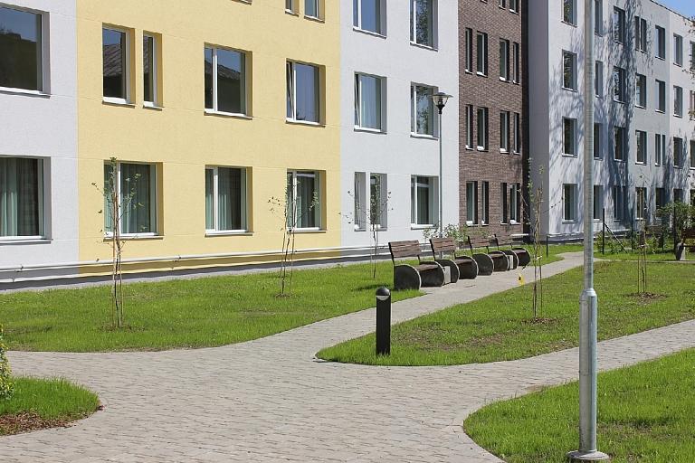 Kvalitatīva senioru aprūpe Rīgā
