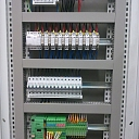 Electrotechnical equipment. Automation control divisions