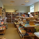 Bookstore in Ventspils
