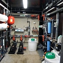 Water iron removal and softener filters