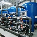 Water ultrafiltration equipment