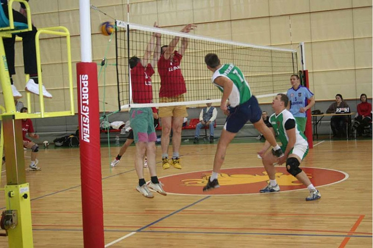 Madonas pilsētas sporta centrs