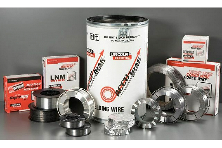 Professional welding materials