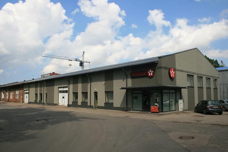 Texaco eļļas Rīga